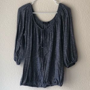 Max Edition Dark Blue Blouse